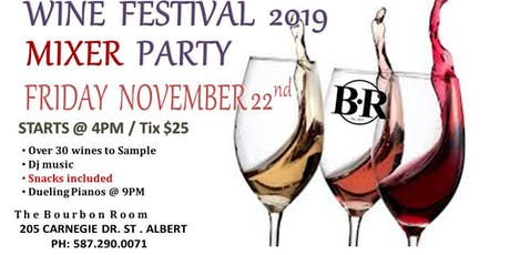 Wine Festival Mixer Party tickets