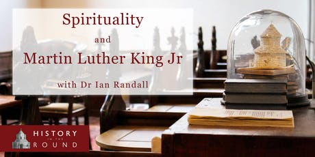 Spirituality and Martin Luther King Jr tickets