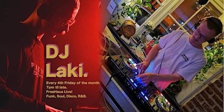 DJ LAKI | Freehaus tickets