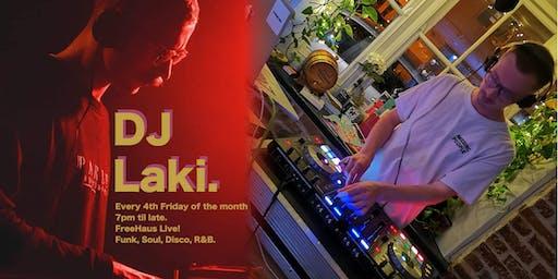 DJ LAKI | Freehaus