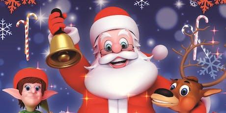 Santa's Christmas Countdown tickets