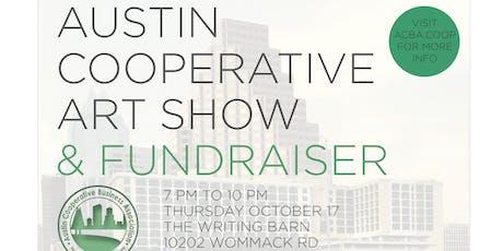 Austin Cooperative Artists Showcase tickets