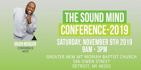 The Sound Mind Conference 2019 tickets