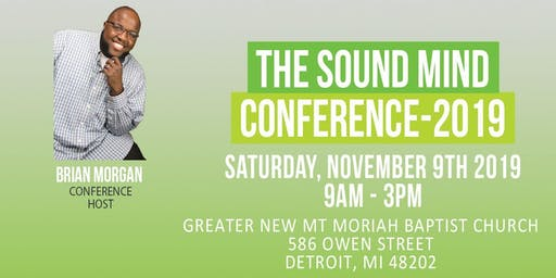 The Sound Mind Conference 2019