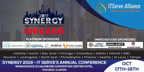 ItServe Synergy 2019 tickets