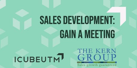 Sales Development: Gain a Meeting tickets