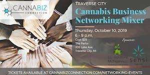 Traverse City Cannabiz Connection Networking Mixer