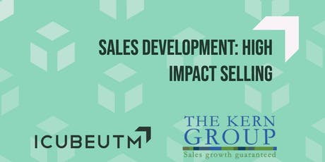 Sales Development: High Impact Selling tickets