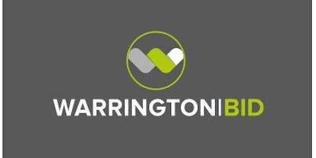 Warrington BID AGM tickets