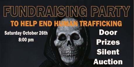 HALLOWEEN FUNDRAISER AT PETRINA'S tickets