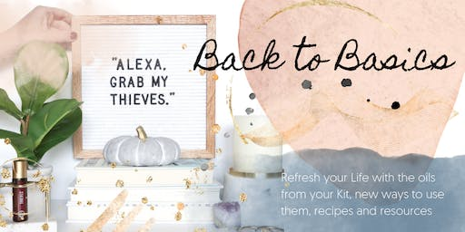 Back to Basics Young Living