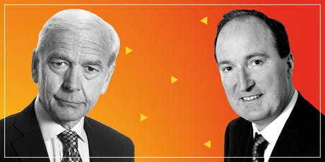 In conversation: Charles Moore and John Humphrys tickets