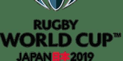 Japan vs Russia RWC Kick off!