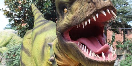 Meet Tiny The T REX at Mascots & Me Fun Day Seacroft 2019 tickets