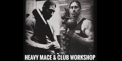 VKNJA Heavy Mace and Club Workshop