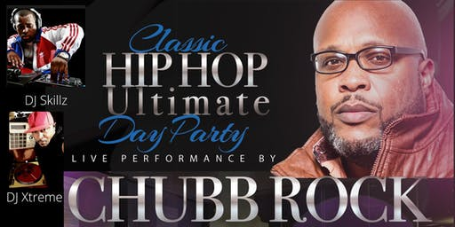 Classic HIP HOP Ultimate Day Party