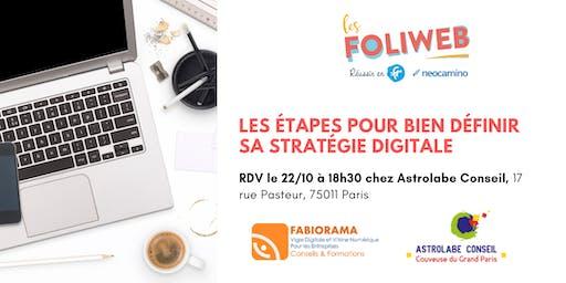 [Paris] Les étapes pour bien définir sa stratégie digitale