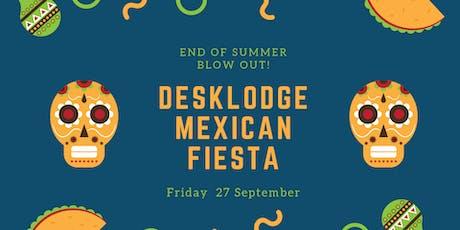 DeskLodge Super Summer Social - Mexican Fiesta tickets