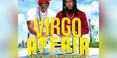 VIRGO AFFAIR   Scuffy Don Birthday Bash