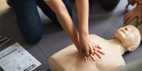 First Aid Taster Session - 16:00 tickets