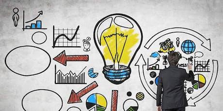 CURSO - Creación de empresas: Como armar un plan de negocios entradas