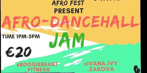 Copy of AFRO/DANCEHALL JAM