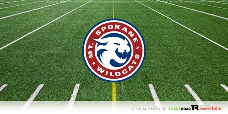 Mt Spokane vs Central Valley Varsity Football tickets