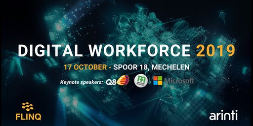 Digital Workforce 2019: RPA + AI