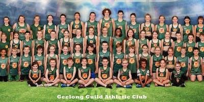Geelong Guild Junior Training