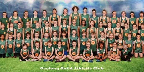 Geelong Guild Junior Training tickets