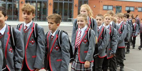 SRRCC High School Open Morning Friday 4 October Session 2 tickets