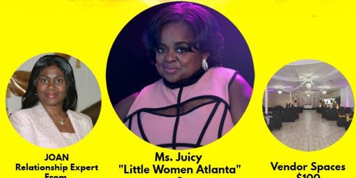 MS. JUICY WOMEN'S CONFERENCE ! COME TO MEET AND GREET!