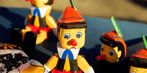 Security Lancaster Seminar Series - Lessons from Pinocchio: Human Deception