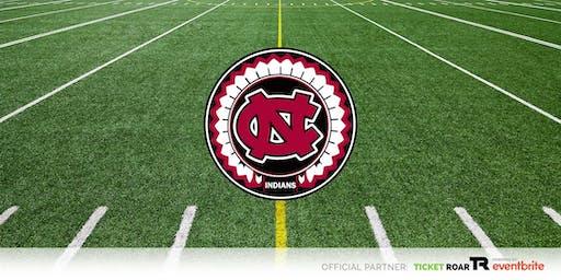 North Central vs Ferris Varsity Football