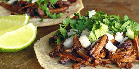 Street Tacos and Craft Lager Pairing tickets