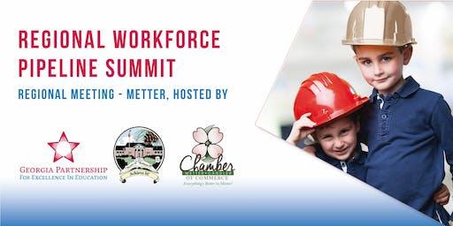 Regional Workforce Pipeline Summit - Metter