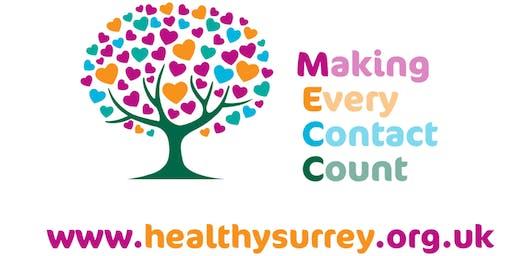 Surrey Heartlands MECC 3 Hour workshop (KINGSTON, fixed)