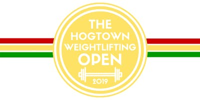 The Hogtown Weightlifting Open