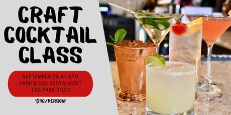 Interactive Craft Cocktail Class tickets