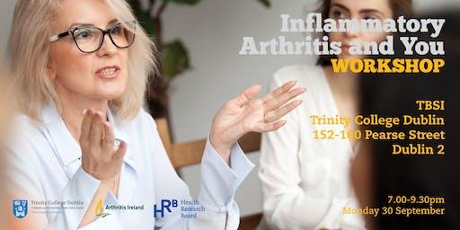 Inflammatory Arthritis and You