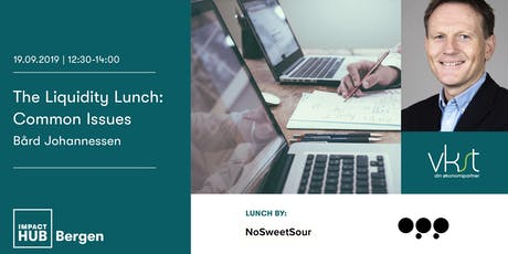 The Liquidity Lunch: Common Issues tickets
