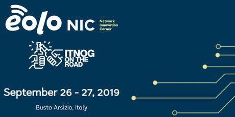 ITNOG on the road  EOLO tickets