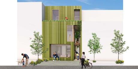 Woonproject Papenhof, ontmoet de architecten van U/Define! tickets