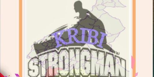 KRIBI STRONGMAN ( Cameroon )