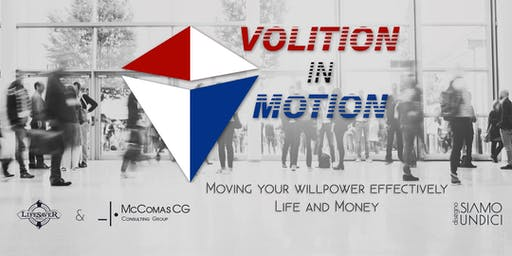 Volition in Motion: A Networking and Learning Adventure