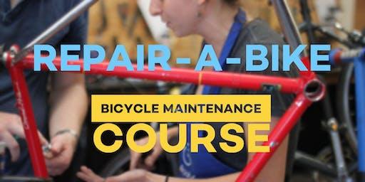 Repair-A-Bike - November 2019