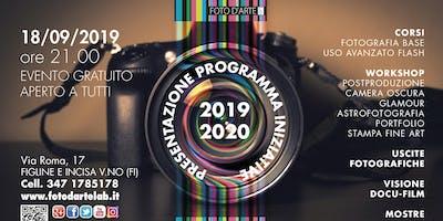 OPEN DAY FOTODARTE Lab 2019