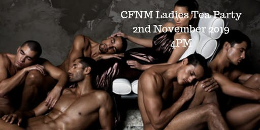 AcadaMay  CFNM Ladies Tea Party