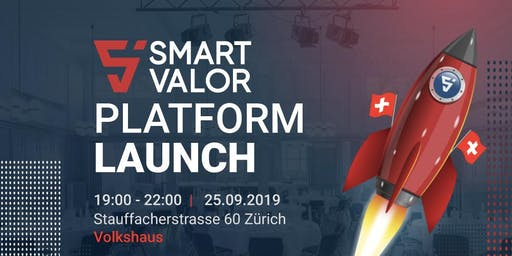 SMART VALOR | Platform Launch Event