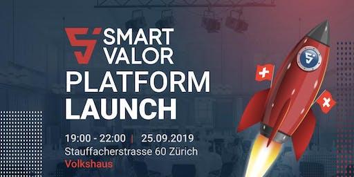 SMART VALOR   Platform Launch Event